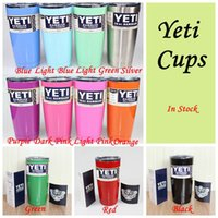 best steel stocks - Best Gifts oz Custom Yeti Rambler Tumbler Cup Yeti Tumbler Stainless Steel Tumbler Double Wall Vacuum Insulated Cup Travel Mug IN STOCK