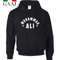 ali brown - Muhammad Ali Zipper Brand Clothing Sports Star Fleece Felpe Hoodies Hoodie Casual Jacket Sport Outerwear