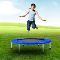 Wholesale Mini Rebounder Trampoline inch Trampoline Fitness Exercise Workout