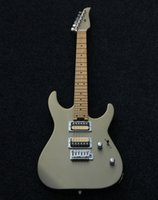 artec guitar pickups - SHIJIE electric guitar Tone Master series ARTEC KOREA pickups champagne color body electric guitar