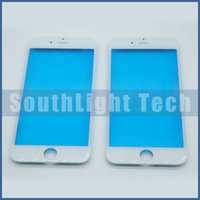 bezel material - Factory Price Offering OEM Material Front Glass Lens with Frame For Iphone G Plus Outer Glass Lens With Middle Bezel Pre Assembled