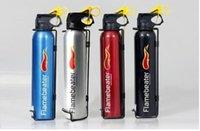 Precio de Fire extinguisher-A bordo extintor de incendios automático extintor automático del automóvil suministra 500 g de mini extintor de polvo seco
