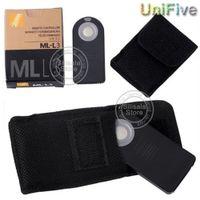 Wholesale Box ML L3 MLL3 Wireless Camera Shutter Remote Control For Nikon DSLR V2 J2 J3 D90 D3200 D3300 D7100 D7200 D5300 D5200 D5500 D80