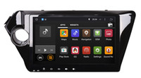 Wholesale Android Car GPS Navigation for Kia K2 RIO with Radio BT USB AUX WiFi Audio Video Stereo Multimedia