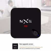 Wholesale High quality MXIII tv box amlogic s812 quad core gb gb Kodi xbmc Smart Tv Box