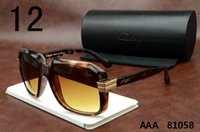 aluminum optical frames - Optical Original Cazals Sunglasses Brand Fashion Men Women Cazals Frames Coating Sun Glasses Masculino Herren Sonnenbrille