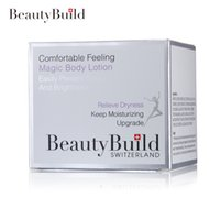 Wholesale Switzerland BeautyBuild than Di Bell the magic care body lotion moisturizing body milk calming body cream