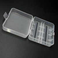 pp plastic raw - Battery Case Polypropylene PP imports of raw materials r BoxE cigs Plastic Battery CaseFor MNKE VTC5