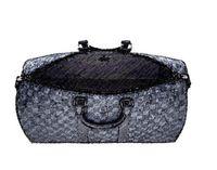 Wholesale 2017 top quality fashion Men Women Travel Bags PU Luggage Bag Handbag Business Shoulder Lockable Waterproof Duffel Bags High Capacity