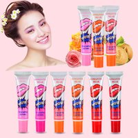 bear wear - New Arrivals Makeup Cosmetics Brand Romantic Bear Long Lasting Lip Gloss Peel Off Lipstick Matte Waterproof Labiales Lip Tint