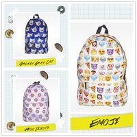 Wholesale 2016 High Quality Fullpriinting School Bags Shoulder Bags Reducing the Burden backpack Kids Students Schoolbag Boys Girls Children s Bags