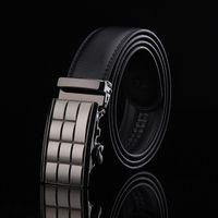 Wholesale Belt man leather belt buckle men s belt belt leisure business Men s belt