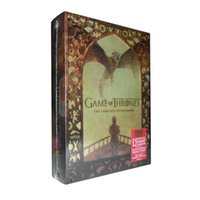 Cheap 2016 hot Game of thrones season5 whole full Set Version Complete series DVD Boxset New free DHL shipping