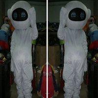 astronaut dress - New Astronaut Man Mascot Cartoon Costume Halloween Christmas Costume Fancy Dress