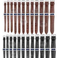 Wholesale Genuine Leather Watchband Watch Band Strap for Man Woman Watch mm mm mm mm mm mm mm mm mm mm mm mm mm Pin Clasp