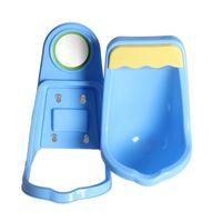 Wholesale Children Potty Toilet Training Kids Urinal Plastic for Boys Pee Suction E5M1