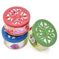 Wholesale Home Furnishing essential air freshener odor fragrance toilet deodorant solid solid fragrance agent g