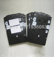 Wholesale Plastic PVC ID Card Tray For Inkjet Printer Espon T60 T50 R280 R380 A50 P50 R260 R265 R270 R285 R290