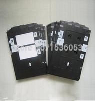 Wholesale Plastic PVC ID Card Tray For Inkjet Printer Espon T60 T50 R280 R380 A50 P50 R260 R265 R270 R285 R290