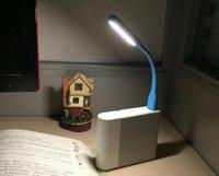 Wholesale USB LED Lamp LED Light Portable Flexible Bendable Xiaomi USB Light for Notebook Laptop Tablet Power Bank USB Gadets