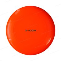 boomerang - X COM WFDF and USA Ultimate approved Ultimate Frisbee Disc Orange Color gram Professional Plastic Blank Frisbee