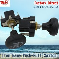 Push-Pull Swich auto car direct - Factory Direct New Push Pull Auto Switch for Modified car Honda Cab