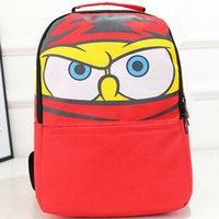 Wholesale Sponge Bob backpack SquarePants school bag Ninja cartoon daypack Nice schoolbag Outdoor sprayground rucksack Sport day pack
