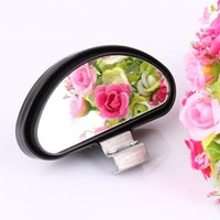 Wholesale 1pc Hot New Car Rearview Assisted Mirror Car Rearview Mirror Auxiliary Mirror