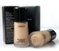 best color block - Stock New Arrival Makeup Face Care Mineralize Concealer Moisture Foundation Liquid SPF15 ml Best Gift