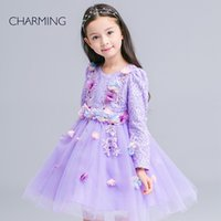 applique clothing for kids - girls dresses children girl th birthday party dress child dress up clothes online shopping for kids clothes
