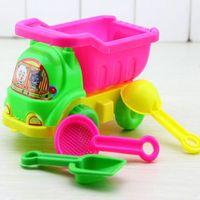 Wholesale Beach sand shovel sandy toy child bath toys sand toiletry kit