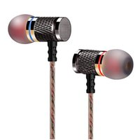 Wholesale Hot Sale Professional In Ear Earphone Metal Heavy Bass Sound Quality Music Earphone China s High End Brand Headset Headphone With Microphone