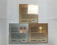 Wholesale 2016 Hot Branded ABH Glow Kit Makeup Face Blush Powder Blusher Palette Cosmetic Blushes Shades Gleam That Glow Sun Dipped Glow Kit