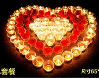 Wholesale Smokeless flameless Electronic LED candle light flashing Candle Lamp weding party