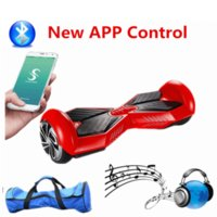 app good - Smart Balance Wheel Bluetooth Hoverboard Inch Wheels Self Balancing New APP DesignFast Shipping Good Battery
