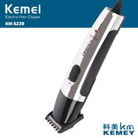 Wholesale T076 kemei hair clipper in professional hair trimmer beard razor electric shaving machine electric trimmer nose trimmer