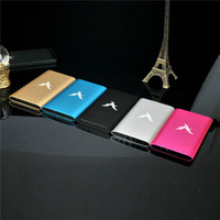 Wholesale Metal Power Bank Spy Cameras Night Vision Wireless Spy Hidden Cameras with Multi Color for Cellphone PC HM36