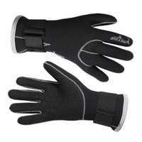 Wholesale Slinx mm Neoprene Diving Gloves High Quality Gloves for Swimming Keep Warm Swimming Diving Equipment