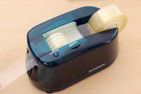 auto tape dispenser - Desktop Auto Feed Cutting Refillable Definite Length Electric Tape Dispenser