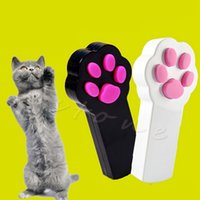 Wholesale New Cat Claw Beam Interactive Laser Pointer Pet Cat Dog Amusement Toy
