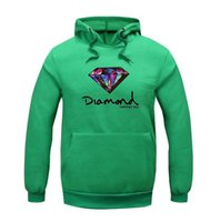 best mens clothes - Best Sellers New Pattern Thickening Diamond Supply Increase Down Even Midnight Hoodie Sweatshirts Mens Clothing