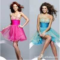 asymetrical dress - Hot Summer Homecoming Dress Asymetrical One shoulder Lace Cocktail Party Gowns Hot Sale New