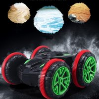 amphibious rc vehicles - G CH WD amphibious RC Car High Speed Stunt Racing Car Remote Control Super Power Off Road Vehicle