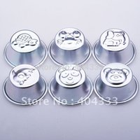 cake tins - 1set Xmas Aluminum Decoration Cake D Animal Pan Mold Mould Tin