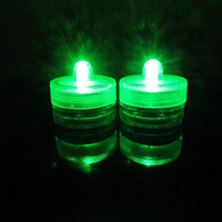Wholesale 2016 LED Submersible Waterproof Candle Tea Lights Wedding Party Home Decoration Christmas Gifts night light table lamp lights tree lase