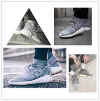best outdoor winter shoes - Low Price Best Y3 Fashion Mens Boots Sneakers Soft Sock Shoes Medium Solid Grey Black Winter Outdoor Y3 Running Shoes EUR40