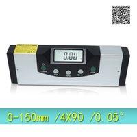 Wholesale 150mm Digital Level Laser grade digital leval measuring tool measuring Range360