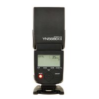 Wholesale Yongnuo YN568EXII flash TTL GN58 Hotshoe speedlite wireless SYNC for Canon Together with a Softbox