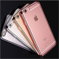 Wholesale for iPhone S Cases Waterproof Cell Phone Cases Clear Transparent Mobile Phone Covers for iPhone S Cases