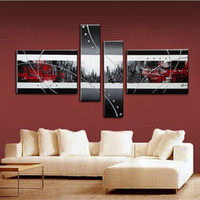 best modern artists - handmade oil painting on canvas modern Best Art Abstract oil painting original directly from artist